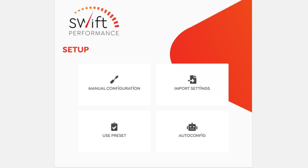 swift performance ayarları ile wordpress site hızlandırma
